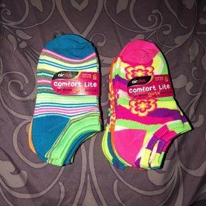 Cute Girls Socks Bundle NWT Size 10-4.5 💗